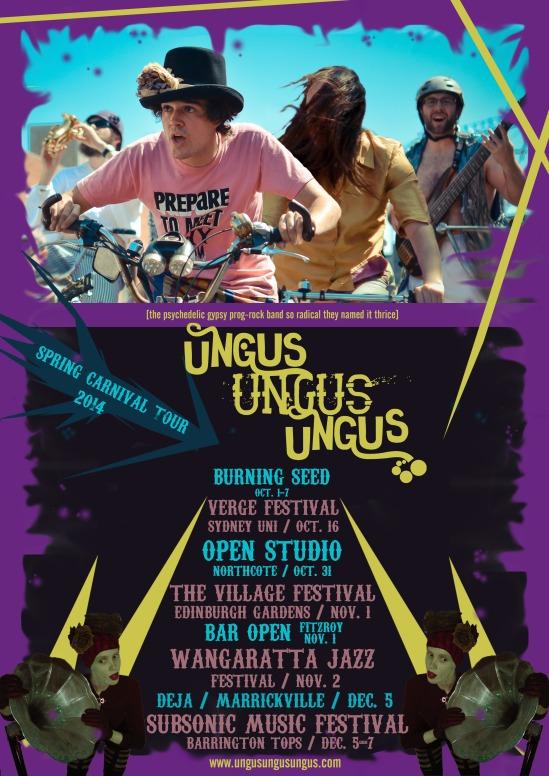 open studio poster_tour version variation
