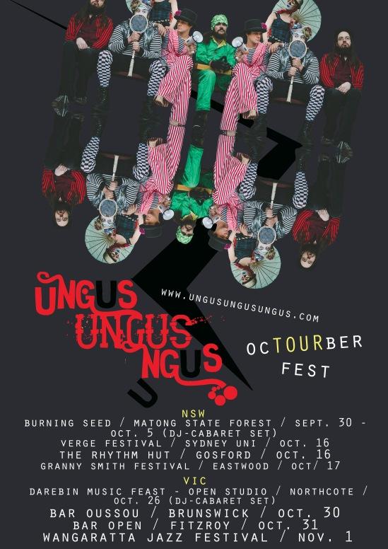 ungus tour poster oct15 grey minimal