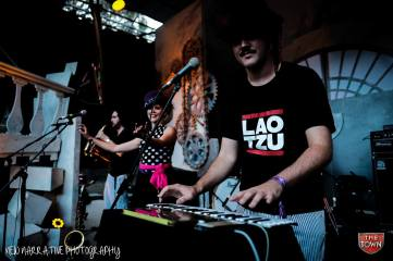 UUU Soundsystem_The Town 2017